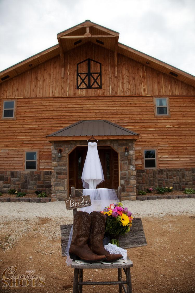 Kayla & Andrew Wedding - Wedding Photographer Springfield MO